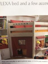 Flexa Coat Hanger W/ 6 Pegs White/Red #7530124 Free Shipping!