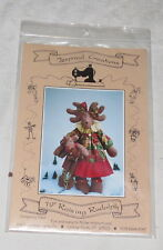 "Inspired Creations 19"" Raising Rudolph Pattern NEW"