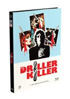 DRILLER KILLER - 2-Disc Mediabook Cover A (Blu-ray+DVD) Limited 66*Uncut*OVP*035