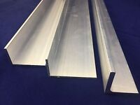 Aluminium Angle L Section Various Sizes 2500mm - 5000mm length
