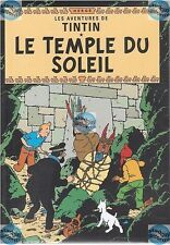 DVD TINTIN LE TEMPLE DU SOLEIL