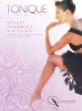 TONIQUE SYLWIA WIESENBERG SCULPT DYNAMICS SCULPT & DANCE WORKOUT 2 DVD SET NEW