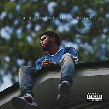 J COLE: 2014 FOREST HILLS DRIVE CD NEW