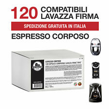 120 Capsule caffè Espresso Corposo compatibili Lavazza Firma / Vitha Group