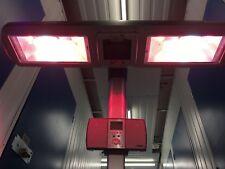 Solarium Philips innergize Sunmobile hb935-la lumière infrarouge