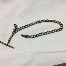 Vintage Pocket Watch Chain Metal