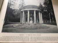 Ancien livre Le Panorama relié les merveilles de France, Algérie, Madagascar
