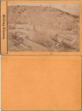 Autriche, Österreich, Mödling Klausen, circa 1870 Vintage CDV albumen carte de v