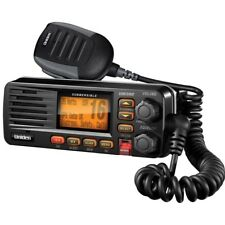 UNIDEN(R) UM380BK Uniden(R) Fixed Mount VHF/2-Way Marine Radio (Black)