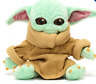 Disney Star Wars Mandalorian The Child Baby Yoda Soft Toy Mini shoulder plush