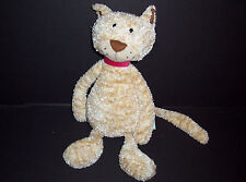 "15"" Jellycat MIAOW BELLA CAPPUCCINO Plush Stuffed Animal Lovey Toy"