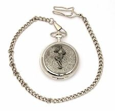 Rugby Player Pocket Watch Gift Boxed With FREE ENGRAVING Rugby Gift