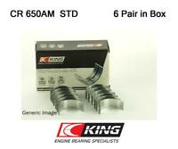 CONROD BIGEND BEARINGS STD FOR OPEL VAUXHALL VECTRA A 86 87 CALIBRA A 85 25 26