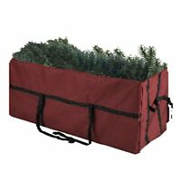 NEW Elf Stor Heavy Duty Canvas Christmas Tree Storage Bag Large For 9 Foot Tree