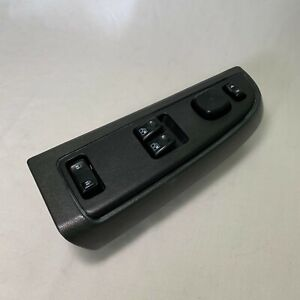 03 04 05 06 2 Dr GMC Sierra Silverado Driver Master Power Window Switch OEM