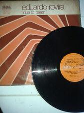 RARO TANGO LP 33 EDUARDO ROVIRA QUE LO PAREN GLOBAL 10977 F/G+ 1975