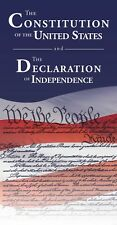 The Constitution of United States Declaration of Independence Pocket Edition