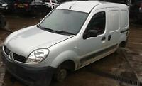 2007 RENAULT KANGOO Grey Electric N/S Passenger Door Wing Mirror