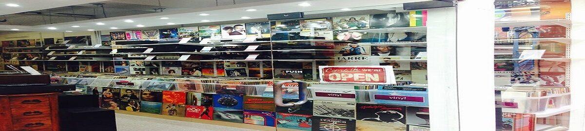 Vinyl Record Warehouse