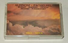 Cassette Audio : ARIA NOVA : PACHELBEL - MOZART - HAENDEL - VIVALDI - ALBINONI..