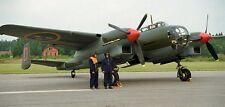 Saab 18 Swedish Air Force Bomber Airplane Wood Model Free Shipping Regular New