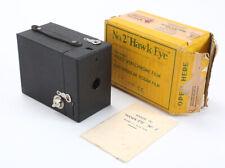 KODAK LONDON NO. 2 HAWKEYE MODEL C.C., BOXED/cks/200056