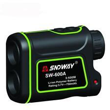 Sndway Sw-600A 600m Telescope Laser Range Finder Monocular Hunting Rangefinder