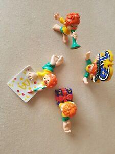 4 Pumuckel Figuren/Mc Donald's/ selten