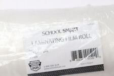 School Smart 1277261 High Gloss Laminating Film Roll 25 X 500 Feet