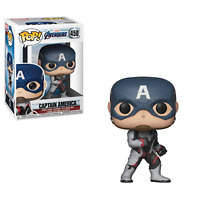Funko Pop! Captain America, Multicolor(#450)