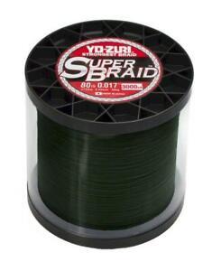Yo-Zuri Superbraid Line 3000yd Spools