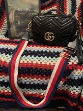 Gucci Bag GG Marmont matelassé shoulder bag