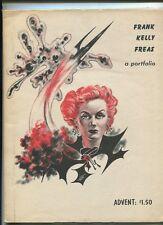 Frank  Kelly  Freas A Portfolio 1957  Advent Publishers  MBX72