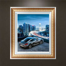 DIY 5D Diamond Embroidery Painting Car Cross Stitch Craft Home Decor