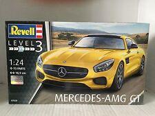 +++ Revell Mercedes AMG GT 1:24 07028