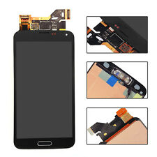 LCD Display Touch Screen Digitizer Home Flex For Samsung Galaxy S5 i9600 G900 BL