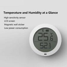Xiaomi mijia Bluetooth Temperatur Luftfeuchtigkeit Sensor Hygrometer Messgerät LCD NEU