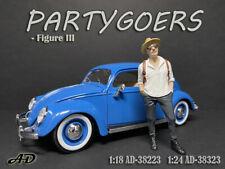 American Diorama 1:24 Scale Figure 7.5 cm * Partygoers III * AD-38323