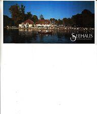 Seehaus Im Englischen Garten Munchen Germany Vintage Brochure