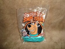 "1998 Wendy's Kids Meal Scooby Doo On Zombie Island  4"" tall NIP"