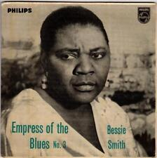 Bessie Smith-Emperatriz Del Blues Nº 3 EP; Muñeca Bebé + 3, Philips BBE 12233