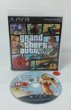 Grand Theft Auto V | GTA 5 | Playstation 3 | PS3 | gebraucht in OVP Anleitung