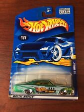 2000 HOT WHEELS #197 '65 IMPALA GREEN IN COLOR DIE-CAST BRAND NEW NEVER OPENED