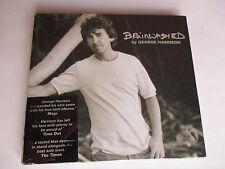 George Harrison Brainwashed CD Parlophone UK Pressing Digipak Rare Cover NEW
