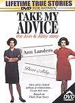 Take My Advice (DVD, 2001) - New