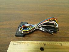 Logic Analyzer Fanout Pod 26 Pin To 14 Sockets Black Insulators