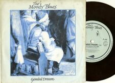 "The Moody Blues  ""Gemini Dream""  Rare Poly P/C 45 Vinyl"