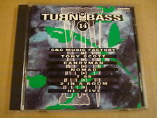 CD / TURN UP THE BASS 14