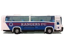 Glasgow Rangers Football Club Team Coach Toy Bus Vehicle Best Boys Gift With Box