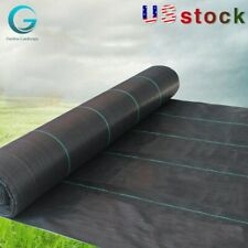 6Ft×150Ft Weed Barrier Fabric Landscape For Weed Blocker Fabric Heavy Us